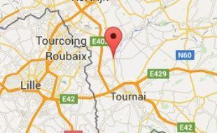 La ville de Pecq en Belgique