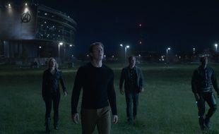 Avengers: Endgame de John et Anthony Russo
