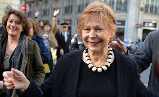 Lydie Salvayre, lauréate surprise du Prix Goncourt ce 5 novembre 2014