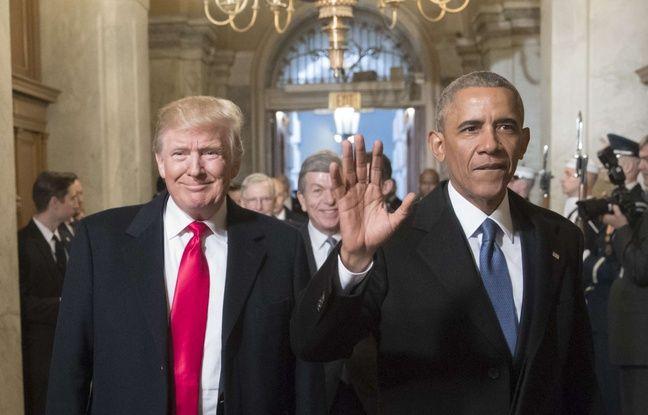 Des «mots doux» laissés pour l'administration Trump à la Maison Blanche? L'équipe d'Obama dénonce un mensonge