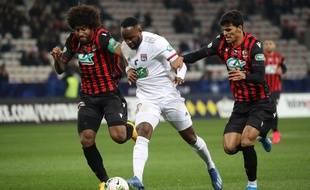 Moussa Dembélé a été le premier à faire céder les Niçois