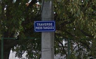 La traverse des pieds tanqués à La Ciotat dans les Bouches-du-Rhône