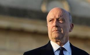 Alain Juppé le 19 mars 2014 à Bordeaux