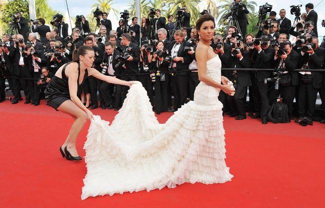 Eva Longoria à Cannes le 12 mai 2010.