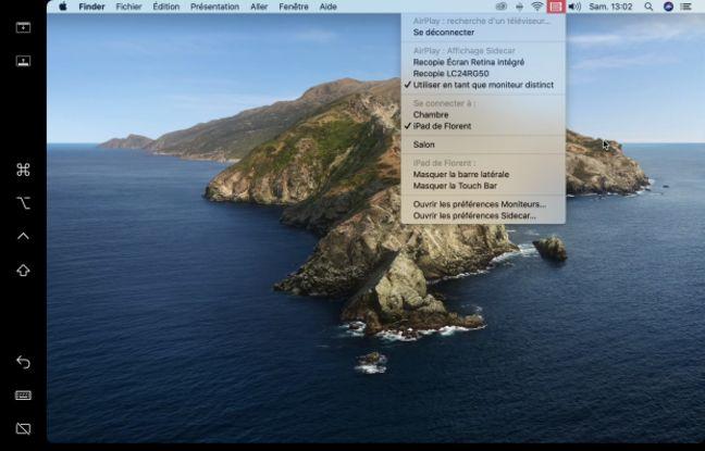Comment utiliser son iPad comme second écran de son Mac
