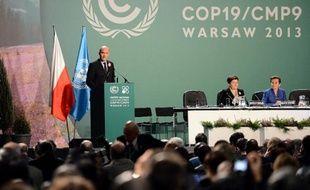 """Les pays industrialisés ne doivent """"pas transférer le poids du changement climatique"""" sur les épaules de ceux du Sud, a averti mercredi à Varsovie la ministre indienne de l'Environnement, Jayanthi Natarajan."""