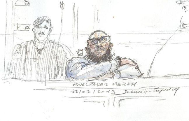 Abdelkader Merah, le frère de Mohamed Merah, est jugé en appel pour