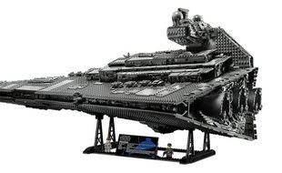 LEGO va sortir un nouveau set Star Wars gigantesque de 4.700 pièces