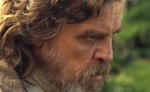 Mark Hamill incarne Luke Skywalker dans «Star Wars: Episode VIII».