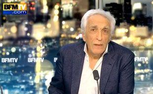 Gérard Darmon sur BFM TV mardi 24 février 2015