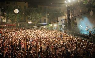 Le festival des Nuits du Sud de Vence. (Illustration)