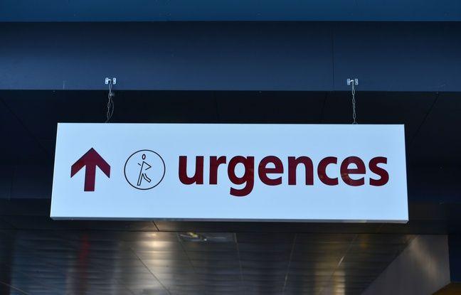 648x415 panneau indiquant urgences hopital illustration