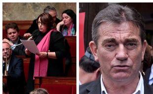 Sophie Errante et Yves Daniel ont été investis par La République en marche.