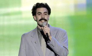 Le cinéaste Sacha Baron Cohen en Borat