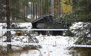Un accident de train s'est produit ce 26 octobre 2017 dans le sud-ouest de la Finlande.