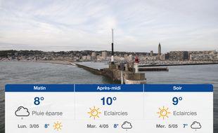 Météo Le Havre: Prévisions du dimanche 2 mai 2021