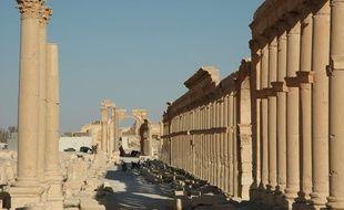 La ville de Palmyre a été totalement libérée des djihadistes.