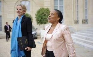 """La ministre déléguée à la Justice, Delphine Batho, a répliqué aux attaques de l'UMP contre sa ministre de tutelle Christiane Taubira, accusée de """"laxisme"""" et d'""""angélisme"""", en dénonçant auprès de l'AFP """"l'état dans lequel la droite a laissé l'institution judiciaire""""."""
