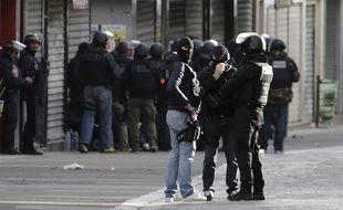 Après l'assaut policier de Saint-Denis, le 18 novembre 2015.