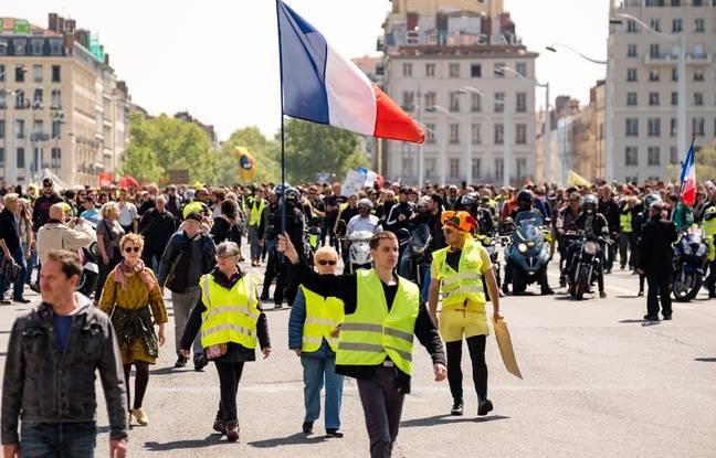 VIDEO. Lyon: Vol d'un menu au Fouquet's, menace de mort contre Emmanuel Macron, un «Gilet Jaune» interpellé en début de semaine