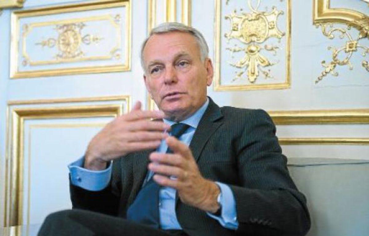 Jean-Marc Ayrault démissionnera de son poste de maire de Nantes fin juin, et restera simple conseiller municipal. –  V. Wartner / 20 Minutes