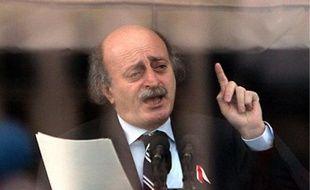 Malgré les rancoeurs du passé, Walid Joumblatt tend aujourd'hui la main à Damas.