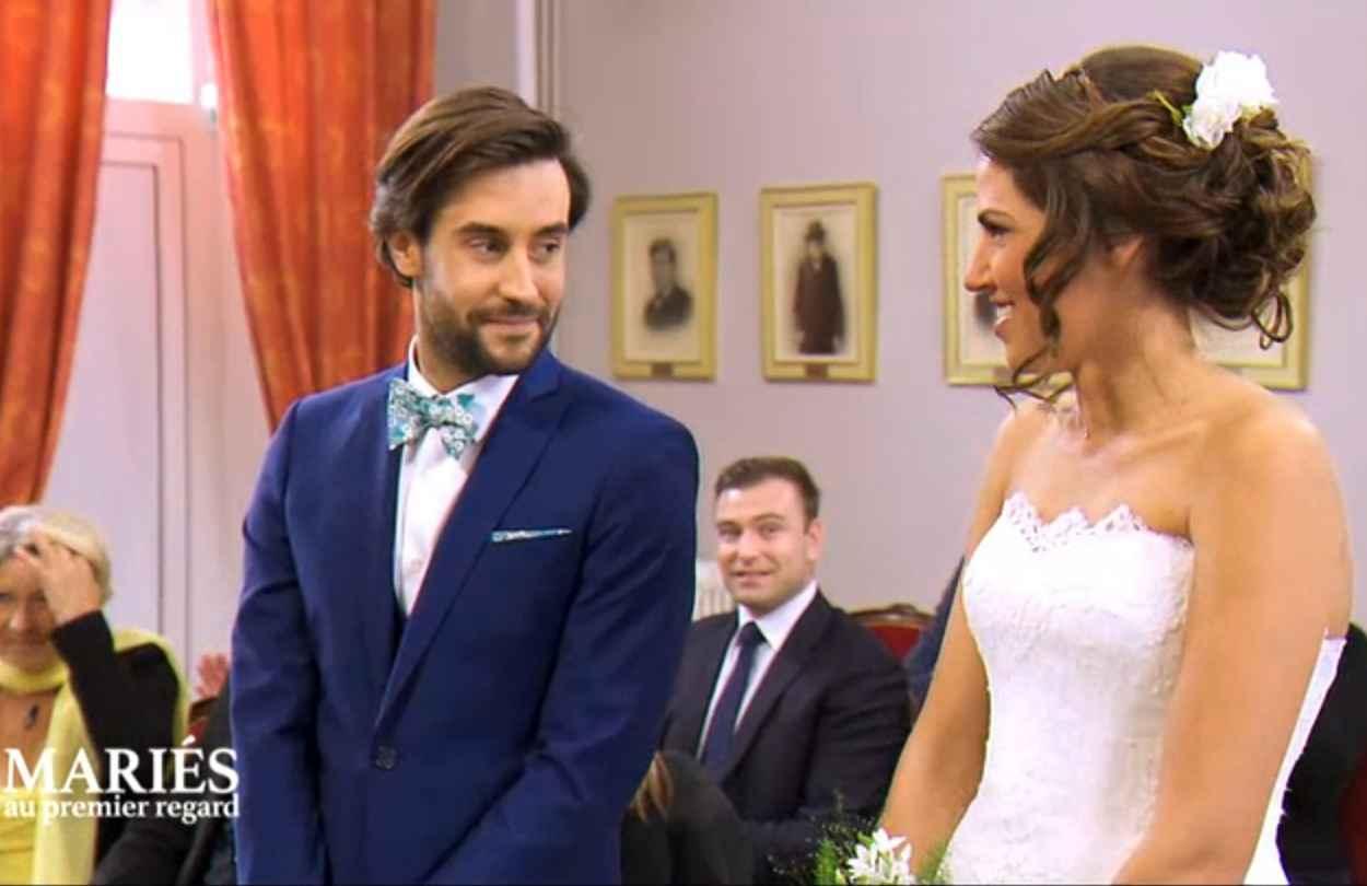 Le mariage de Thomas et Tiffany diffusé dans lépisode 2 de «Mariés au