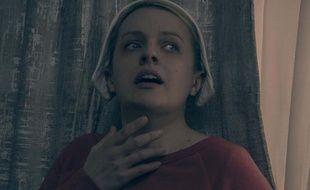 Elisabeth Moss a eu très peur à la lecture des scripts de la saison 2 de «The Handmaid's Tale»