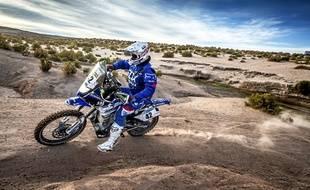 Adrien Van Beveren sur les pistes du Dakar /MARCA_1014.054/Credit:Rubio/Rv-Racing-Press/MAR/SIPA/1601111125