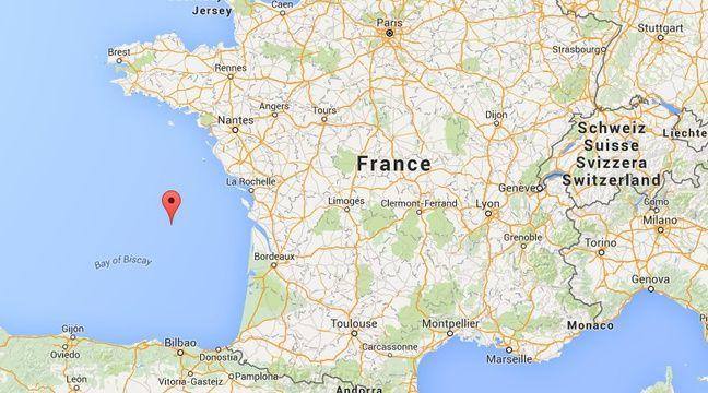 La rochelle un marin port disparu dans le golfe de gascogne for Porte quinze bordeaux