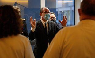 Coronavirus en Ile-de-France: Une situation hospitalière «extrêmement tendue», selon Jean Castex