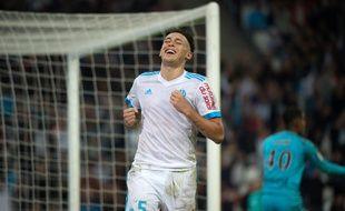 Ocampos a marqué un but chanceux mais important.