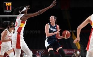 Les basketteuses françaises affrontent les Espagnoles en quart.