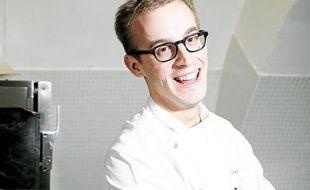 Pierre Lambinon, nouveau chef étoilé toulousain avec le Py'R