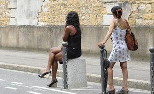 La mère de famille s'est prostituée pendant plus d'un an et demi.