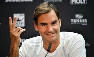 Roger félicite la Nati.