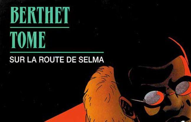 La couverture de l'album Sur la route de Selma.