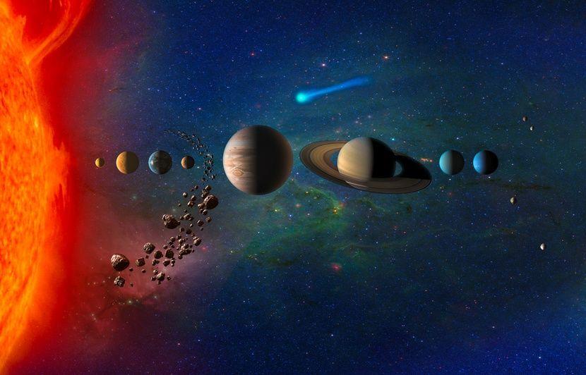 Bien connu Non, Pluton ne mérite toujours pas d'être une planète» DP93