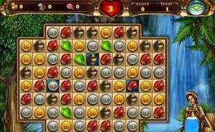 Jeux Rome Puzzle