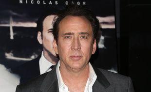 L'acteur bientôt retraité Nicolas Cage
