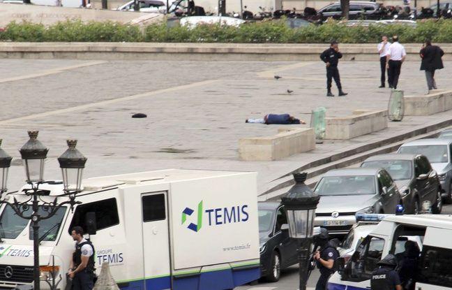 L'assaillant de Notre-Dame a été grièvement blessé par un tir de riposte