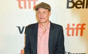 Woody Harrelson au festival du film de Toronto.