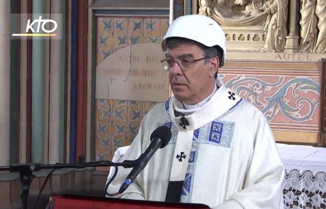 Première messe à Notre-Dame: «Tout le monde voulait voir la célébration, mais aussi l'état de la cathédrale»