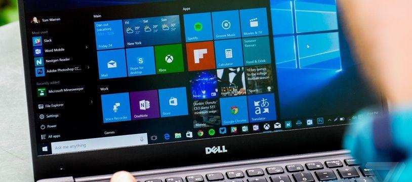 Un bug dans la dernière version de Windows 10 ralentit les PC