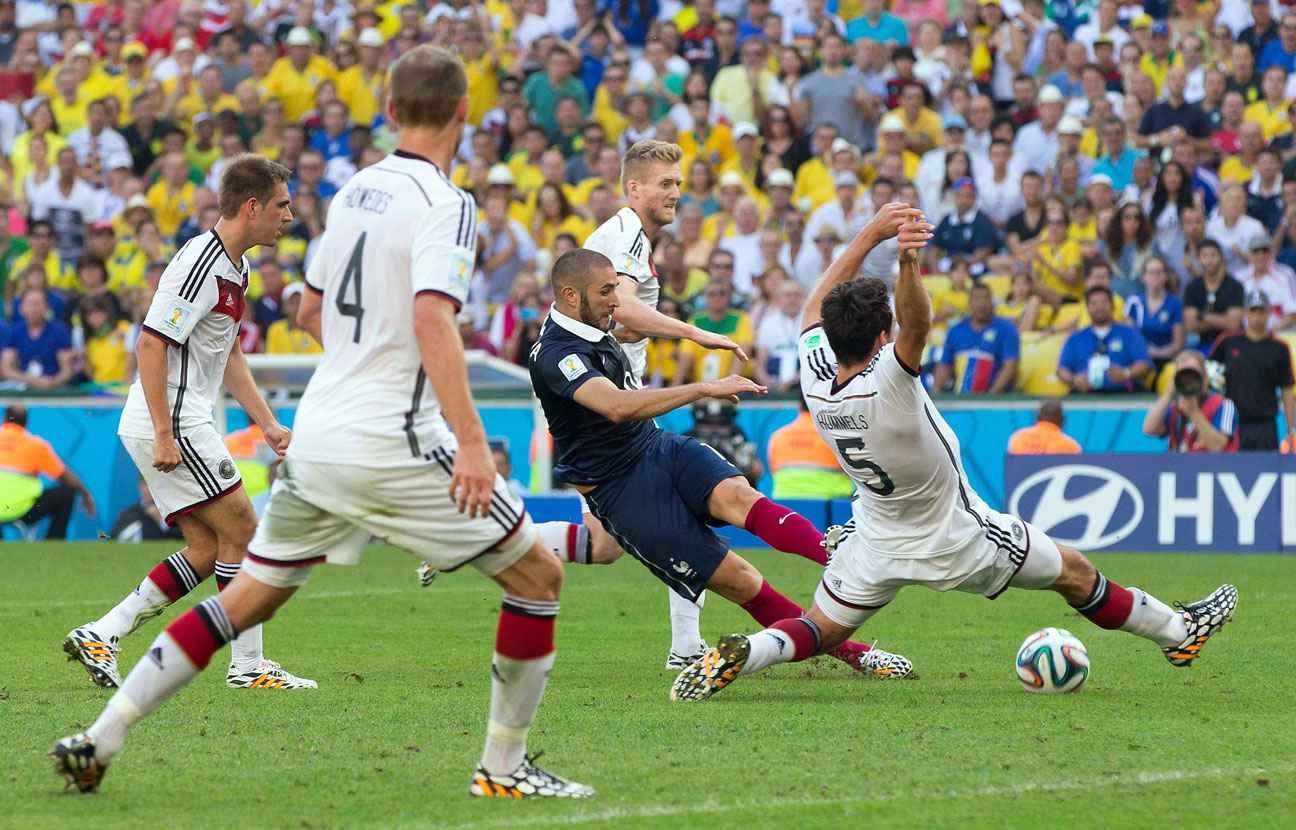 Coupe du monde l 39 europe va t elle perdre une place - Quart de finale coupe du monde 2015 ...