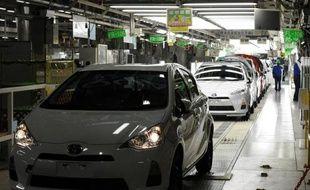 Sur les sept premiers mois de 2021, le marché des voitures neuves particulières est en baisse de 22,42% par rapport à 2019 avec 1.038.478 immatriculations (illustration)