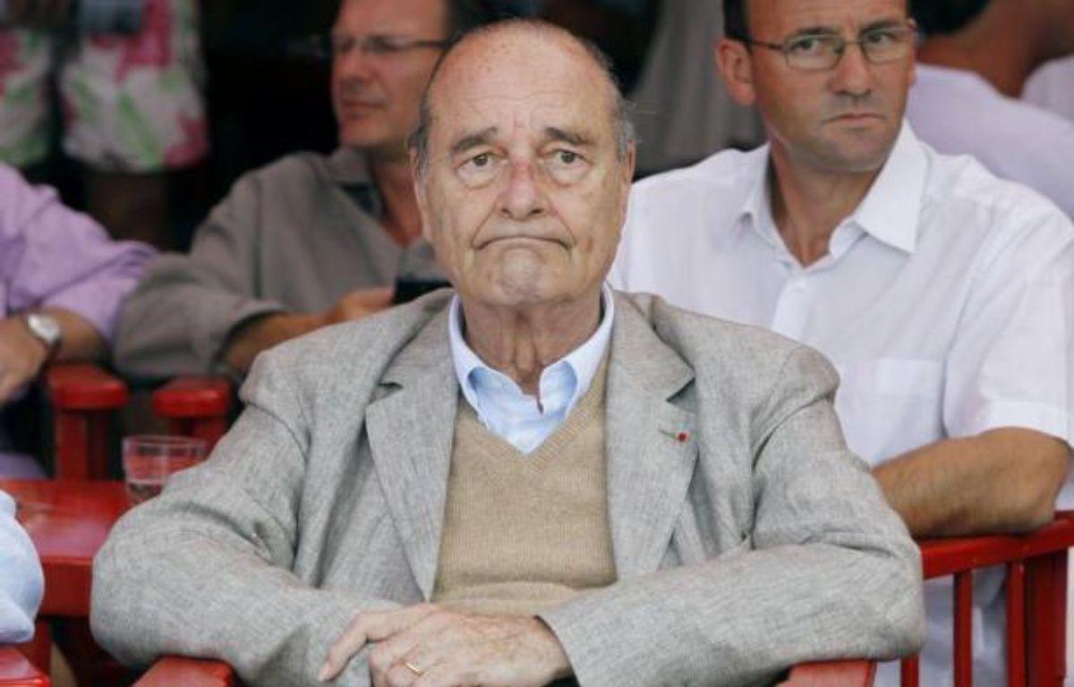 La justice se prononce jeudi sur la responsabilité de Jacques Chirac dans l'affaire des emplois présumés fictifs de la ville de Paris, qui remonte au début des années 1990, quand il était maire de la capitale. – Sebastien Nogier afp.com