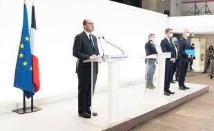 Le Premier ministre Jean Castex, à Paris le 15 octobre 2020.