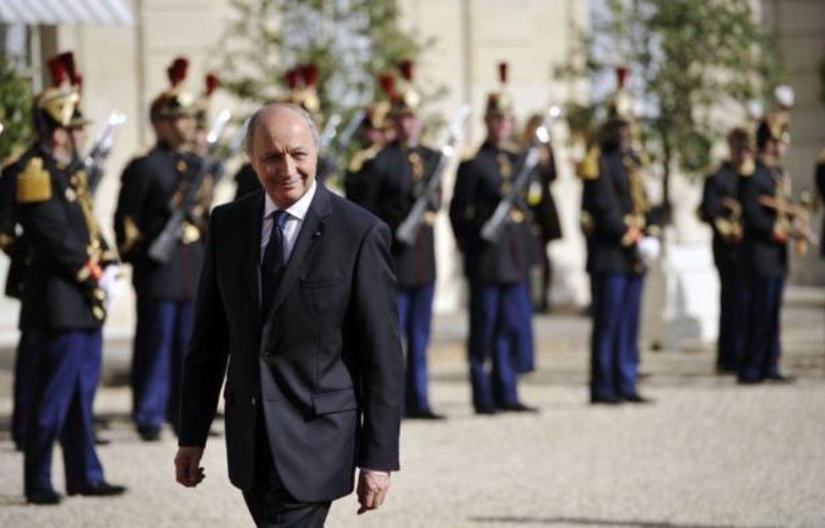 La composition du gouvernement Ayrault a été dévoilée mercredi, avec parmi ses membres l'ex-Premier ministre Laurent Fabius, 65 ans, comme ministre des Affaires étrangères et Pierre Moscovici, 54 ans, ministre des Finances. – Lionel Bonaventure afp.com