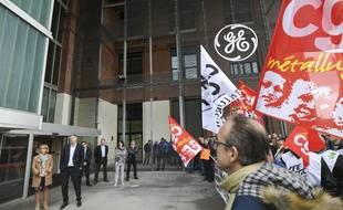 Les syndicats de General Electric mobilisés le 21 mai.